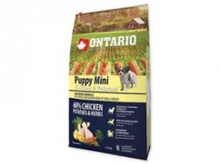 Ontario vital puppy mini chicken 700g