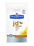 Hill's Canine J/D Dry Reduced Calorie 4 kg