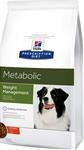 Hill's Canine Metabolic Dry 4 kg