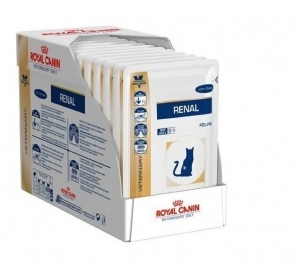 Royal Canin VD Cat kaps. Renal chicken 85 g