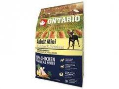 Ontaio vital adult mini chicken 700g