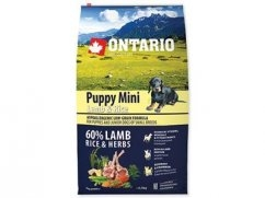 Ontario vital puppy mini lamb 700
